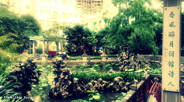 The Gorgeous Chinese Garden