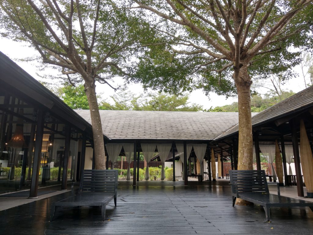 Heavenly Spa at Westin Langkawi, Travelling Boots